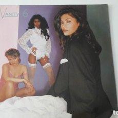 Discos de vinilo: VANITY SIX REEDICION UK 1984. Lote 218848463