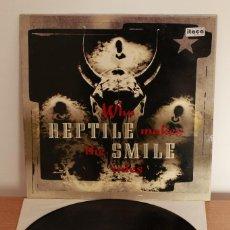 Discos de vinilo: REPTILE SMILE - WHO MAKES THE RULES LP - ESPAÑA - 1991 - VG/VG+. Lote 218849187