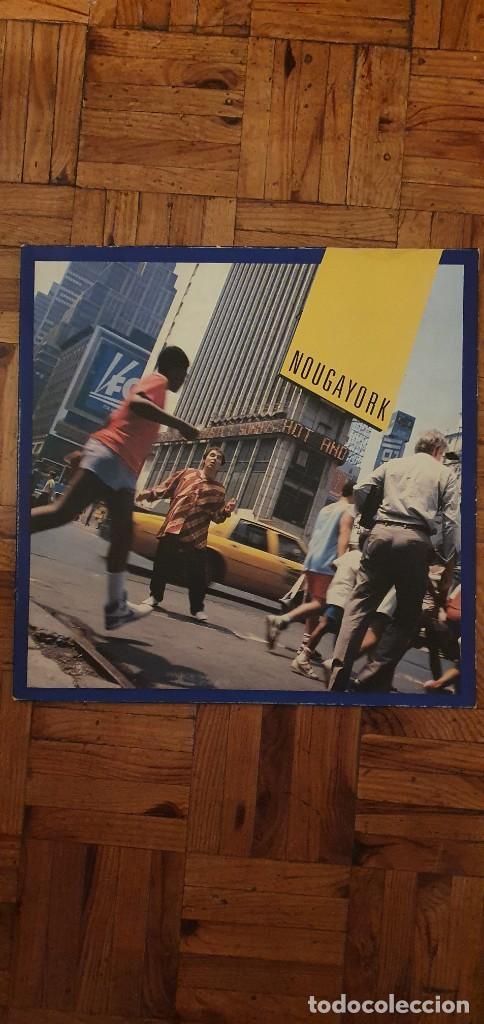 CLAUDE NOUGARO – NOUGAYORK SELLO: WEA – 242 226-1 FORMATO: VINYL, LP, ALBUM, GATEFOLD PAÍS: FRANCE (Música - Discos - LP Vinilo - Canción Francesa e Italiana)