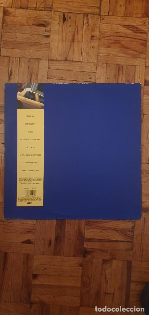 Discos de vinilo: Claude Nougaro – Nougayork Sello: WEA – 242 226-1 Formato: Vinyl, LP, Album, Gatefold País: France - Foto 3 - 218849301