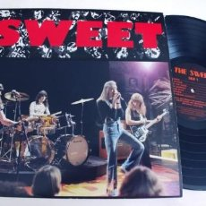 Discos de vinilo: SWEET-LP TEENAGE RAMPAGE. Lote 218849718
