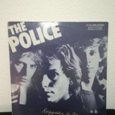 Discos de vinilo: LP THE POLICE - REGGATTA DE BLANC (LP, ALBUM), 1979 SPAIN, EXCELENTE. Lote 218859701