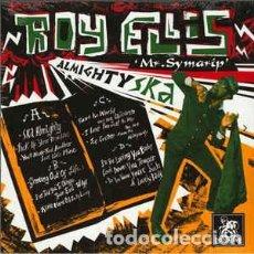 """Discos de vinilo: ROY ELLIS """"MR. SYMARIP"""" AND TRANSILVANIANS - ALMIGHTY SKA 2XLP. Lote 218859716"""