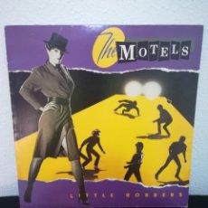 Discos de vinilo: LP THE MOTELS - LITTLE ROBBERS (LP, ALBUM), SPAIN 1983. Lote 218859892
