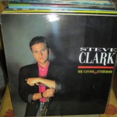 Discos de vinilo: STEVE CLARK ?– YOU CAN SAY TO EVERYBODY. Lote 218860105