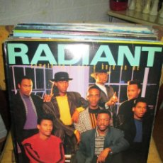 Discos de vinilo: RADIANT (2) ?– SOMETHING'S GOT A HOLD ON ME. Lote 218862173