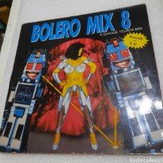 Disques de vinyle: BOLERO MIX 8. 2 LP. Lote 218863161