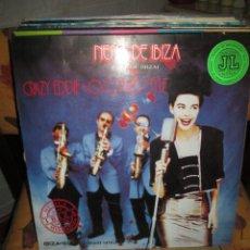 Discos de vinilo: CRAZY EDDIE + Q.Q. FREESTYLE* ?– NENA DE IBIZA (GIRL OF IBIZA). Lote 218864417