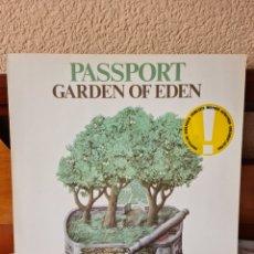 Discos de vinilo: PASAPORTE GARDEN OF EDEN. Lote 218865632