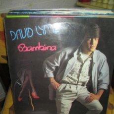Discos de vinilo: DAVID LYME ?– BAMBINA. Lote 218866613