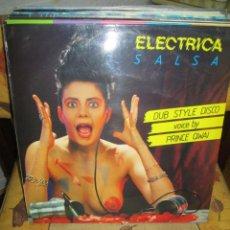 Discos de vinilo: DUB STYLE DISCO FEATURING PRINCE QWAI ?– ELECTRICA SALSA. Lote 218866953