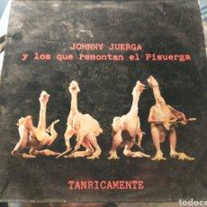Discos de vinilo: JOHNNY JUERGA LP. Lote 218870096