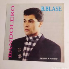 Discos de vinilo: B. BLASE - BANDOLERO. MAXI SINGLE. TDKDA75. Lote 218871898