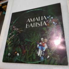 Discos de vinilo: AMALIA BATISTA - RODRIGO PRATS LLORENS. ZARZUELA CUBANA. MUY ESCASO. Lote 218873057