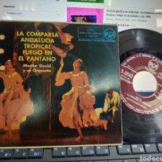 Discos de vinilo: MORTON GOULD EP LA COMPARSA + 3 ESPAÑA 1958. Lote 218873157