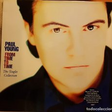 Discos de vinilo: PAUL YOUNG - FROM TIME TO TIME. Lote 218873677