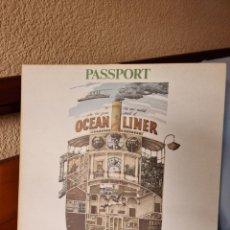 Discos de vinilo: PASSPORT. OCEAN LINER. Lote 218874057