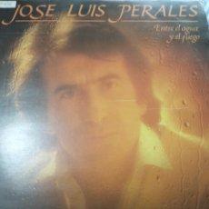 Discos de vinilo: JOSÉ LUIS PERALES LP. Lote 218879455