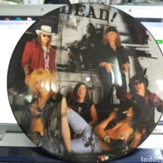 Disques de vinyle: GUNS N' ROSES MAXI PICTURE DISC DON'T CRY 1991. Lote 218882930