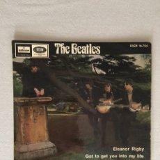 Discos de vinilo: THE BEATLES, E.P.45 RPM. DSOE 16.704. Lote 218885732