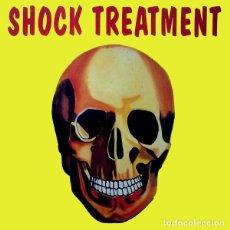 Disques de vinyle: SHOCK TREATMENT SHOCK TREATMENT LP . PUNK ROCK AND ROLL RAMONES HEARTBREAKERS. Lote 218886467