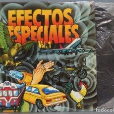 Discos de vinilo: LP. EFECTOS ESPECIALES. VOL. 1. Lote 218887976