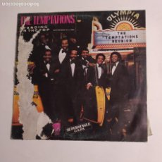 Discos de vinilo: THE TEMPTATIONS. - STANDING ON THE TOP. MAXI SINGLE. TDKDA75. Lote 218891035