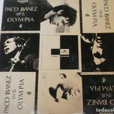 Discos de vinilo: PACO IBAÑEZ EN EL OLYMPIA-LOS UNOS CON LOS OTROS-DOBLE LP. Lote 218891520