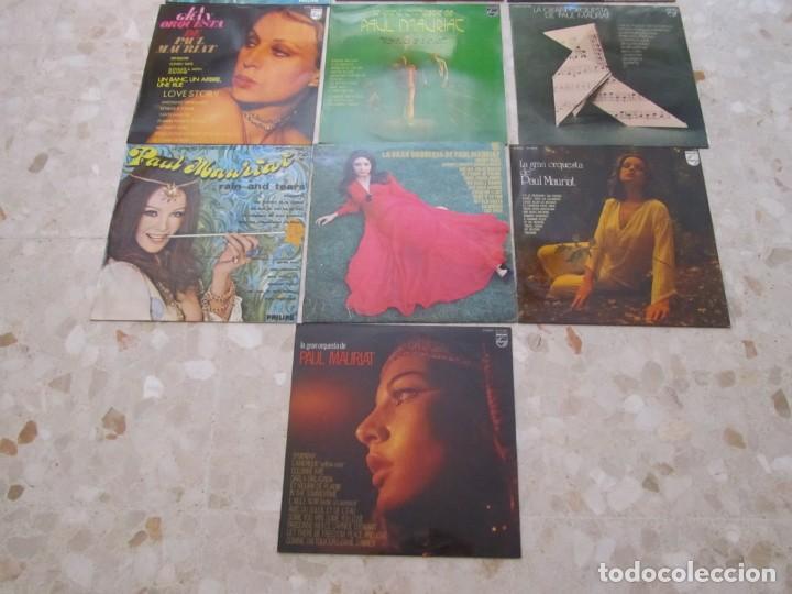 Discos de vinilo: LOTE DISCOS LPS DE PAUL MAURIAT Y SU ORQUESTA - Foto 2 - 218893606