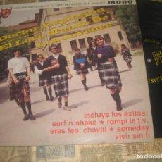 Discos de vinilo: DOCTOR EXPLOSION EL LOCO MUNDO (SUBTERFUGE 1994) OG ESPAÑA FELIX ALIMAÑA ERES FEO CHAVAL. Lote 218899511