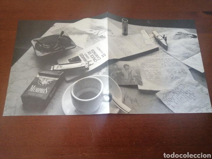 Discos de vinilo: EP CRUCE DE CAMINOS ROAD MOVIES 1992 - Foto 3 - 218901766