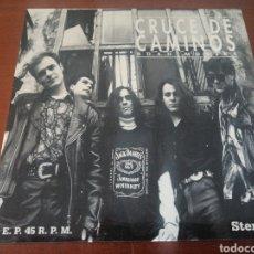 Discos de vinilo: EP CRUCE DE CAMINOS ROAD MOVIES 1992. Lote 218901766