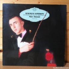 Discos de vinilo: LP ALBUM , MARC ALMOND , TENEMENT SYMPHONY , IMPORT.GERMANY. Lote 218904336