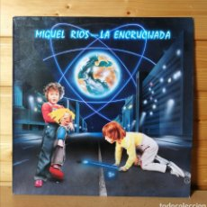 Discos de vinilo: LP ALBUM , MIGUEL RIOS , LA ENCRUCIJADA. Lote 218905822