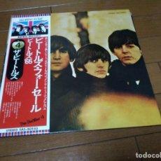 Discos de vinilo: VINILO EDICIÓN JAPONESA DEL LP DE THE BEATLES BEATLES FOR SALE. Lote 218907981
