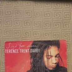 Disques de vinyle: TERENCE TRENT D'ARBY – SIGN YOUR NAME SELLO: CBS – 651315 7, CBS – CBS 651315 7 FORMATO: VINYL, 7. Lote 218908145