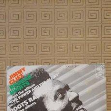 """Dischi in vinile: JIMMY CLIFF – REGGAE NIGHT SELLO: CBS – A-3849, CBS – A 3849 FORMATO: VINYL, 7"""", 45 RPM, SINGLE+. Lote 218908845"""