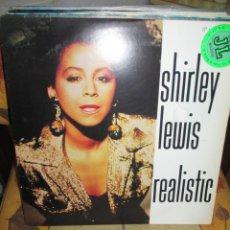 Discos de vinilo: SHIRLEY LEWIS ?– REALISTIC. Lote 218911851