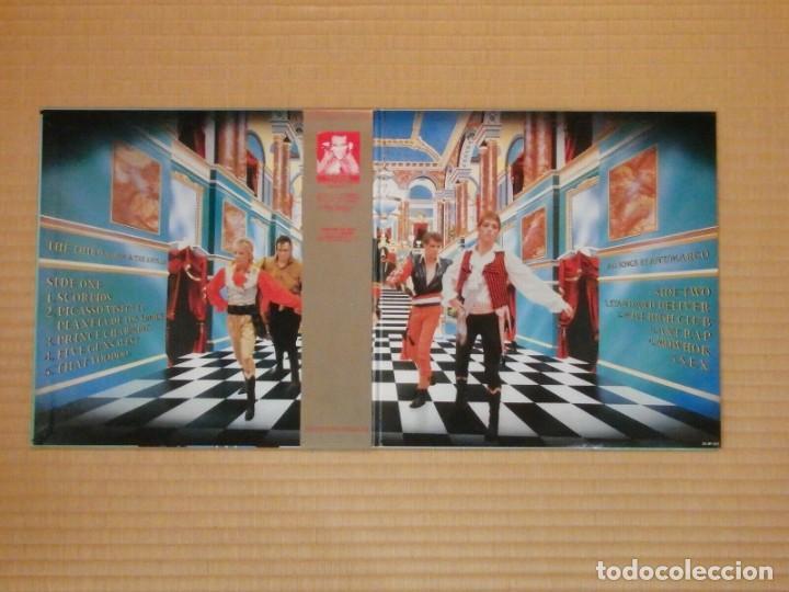 Discos de vinilo: VINILO EDICIÓN JAPONESA DEL LP DE ADAM AND THE ANTS - PRINCE CHARMING - Foto 3 - 218913402