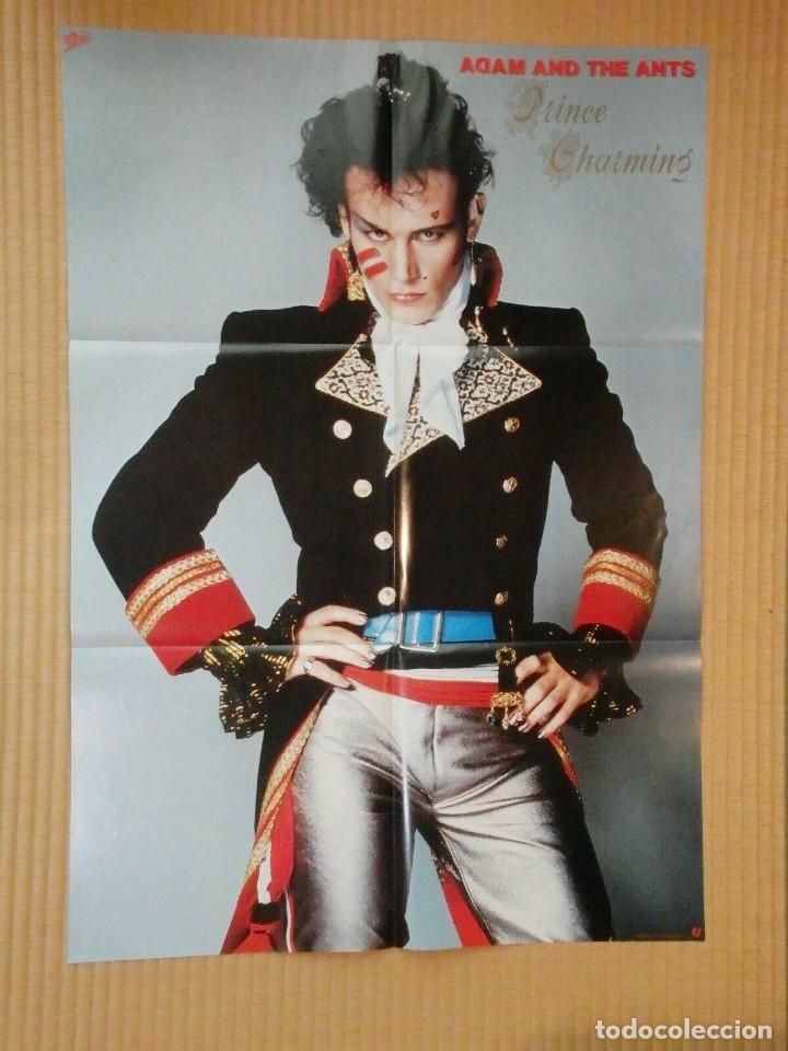 Discos de vinilo: VINILO EDICIÓN JAPONESA DEL LP DE ADAM AND THE ANTS - PRINCE CHARMING - Foto 5 - 218913402