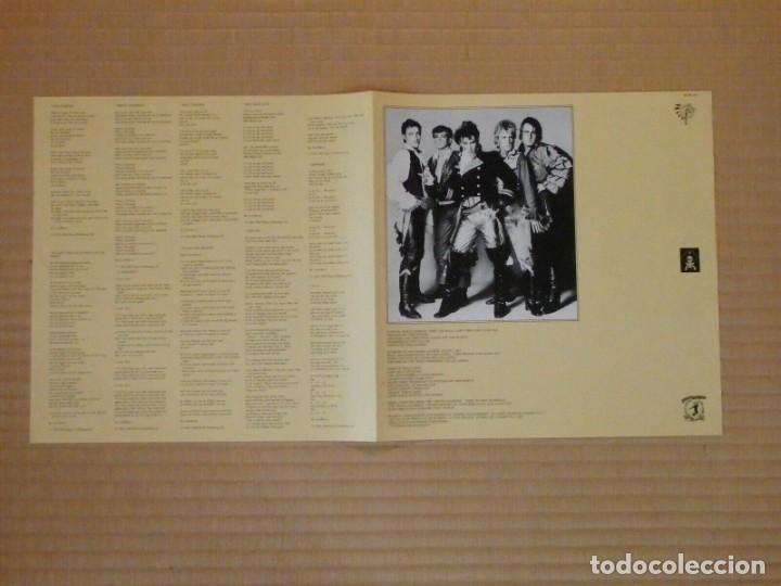 Discos de vinilo: VINILO EDICIÓN JAPONESA DEL LP DE ADAM AND THE ANTS - PRINCE CHARMING - Foto 7 - 218913402