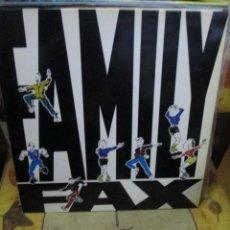 Discos de vinilo: FAMILY FAX ?– NAVI-RAP. Lote 218913768