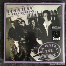 Discos de vinilo: LOQUILLO Y TROGLODITAS - LA MAFIA DEL BAILE (1985) - LP + CD REEDICIÓN DRO 2019 NUEVO. Lote 218914028