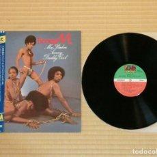 Discos de vinilo: DOBLE VINILO EDICIÓN JAPONESA DEL LP DE BONEY M MA BAKER , SUNNY , DADDY COOL. Lote 218914157