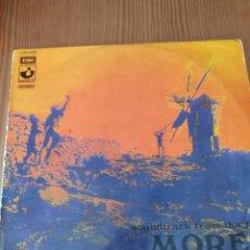 Discos de vinilo: DISCO VINILO LP PINK FLOYD B.S.O. MORE. Lote 218917301
