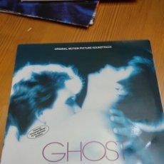 Discos de vinilo: DISCO VINILO LP B S.O. GHOST. Lote 218925610