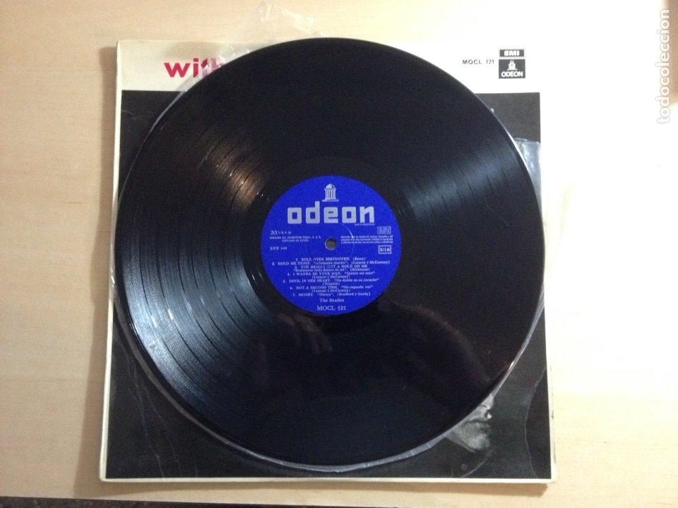 Discos de vinilo: !!! THE BEATLES !!! 3a EDICIÓN WITH THE BEATLES - Foto 7 - 58543741