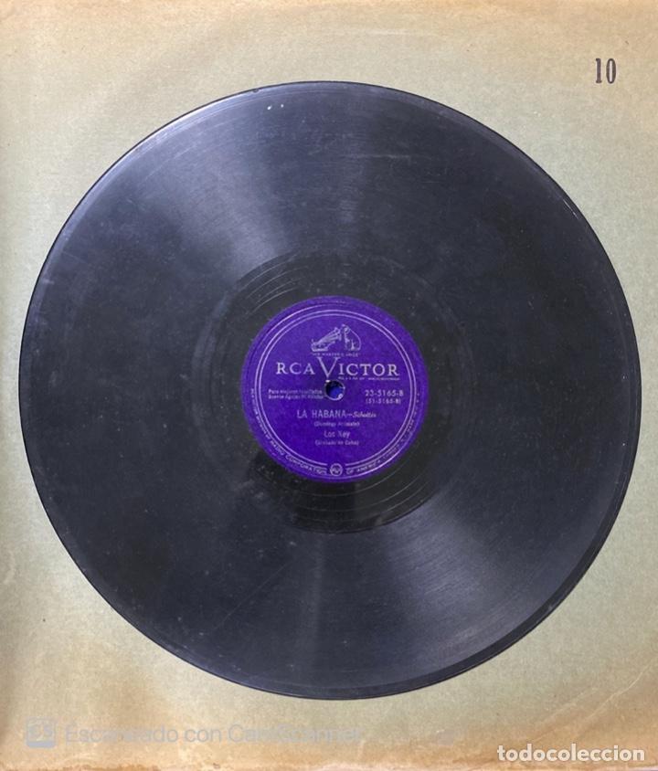 LA HABANA / MARIA DOLORES. LOS XEY. GRABADO EN CUBA. RCA VICTOR. (Música - Discos de Vinilo - EPs - Grupos y Solistas de latinoamérica)