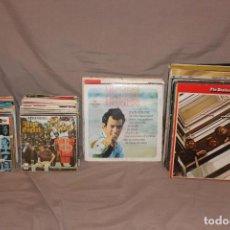 Discos de vinilo: LOTE COLECCIÓN 134 DISCOS DE VINILO-AÑOS 60/70/80-NACIONAL-INTERNACIONAL-RAREZAS-TITULOS EN FOTOS. Lote 218939718