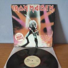 Discos de vinilo: IRON MAIDEN - MAIDEN JAPAN. Lote 218950321